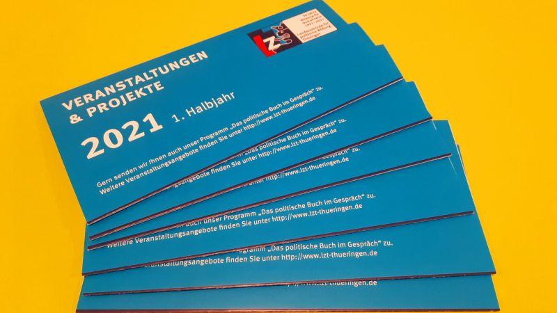 Halbjahresprogramm 1/2021