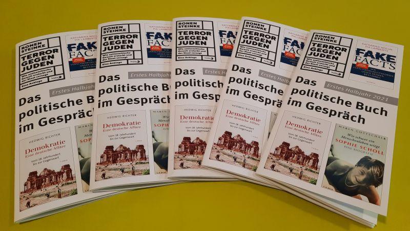 Das politische Buch im Gespräch 1/2021