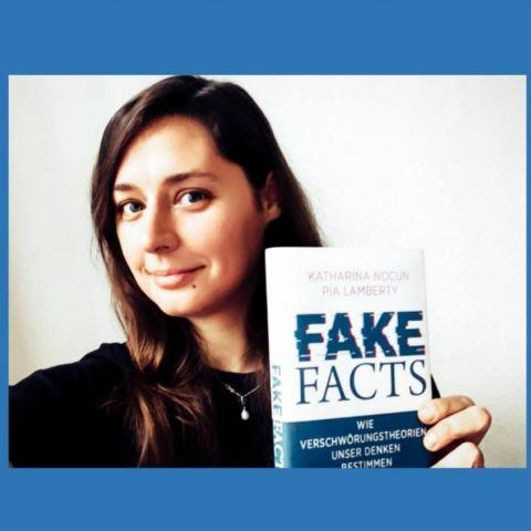 Fake Facts. Wie Verschwörungstheorien unser Denken bestimmen. Online-Talk mit Katharina Nocun