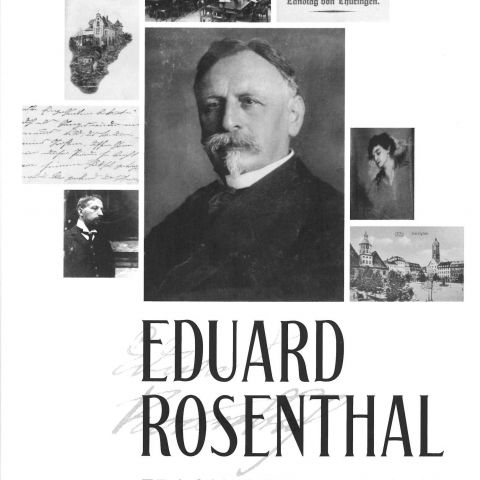 DVD Eduard Rosenthal. Fragmente eines Lebens. Eine filmische Annäherung