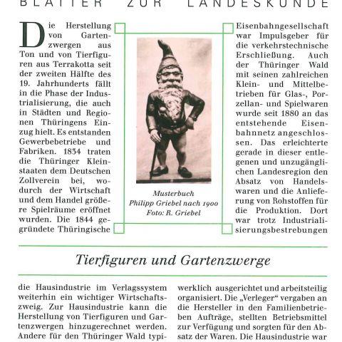 117 - Tierfiguren und Gartenzwerge