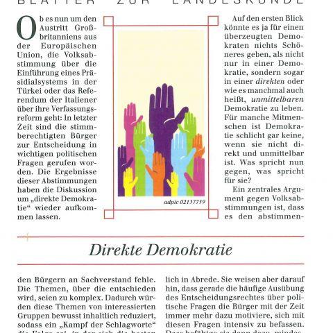 123 - Direkte Demokratie