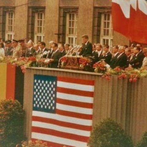 John F. Kennedy 1963 in West-Berlin und die deutsch-amerikanischen Beziehungen
