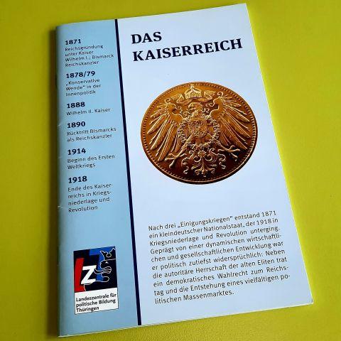 """""""Vom Deutschen Reich zum wiedervereinigten Deutschland. Kontinuitäten und Diskontinuitäten von Nation, Einheit und Grenzen"""""""