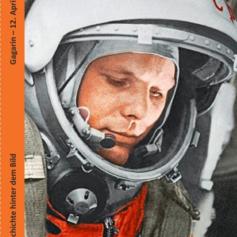 Gagarin - 12. April 1961