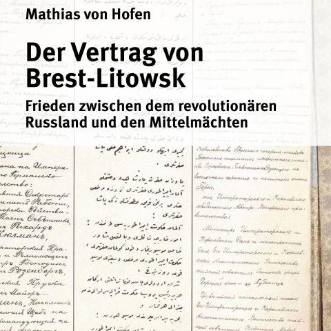Der Vertrag von Brest-Litowsk
