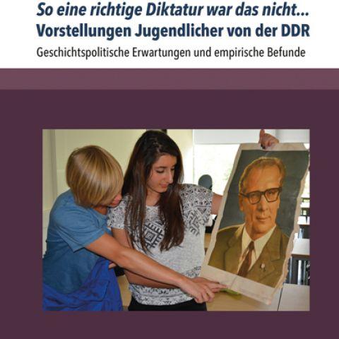 """""""So eine richtige Diktatur war das nicht…"""" – Fachgespräch und Podiumsdiskussion zur Vermittlung der DDR-Geschichte im Unterricht"""