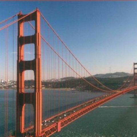 Golden Gate Bridge - 1933 - 1937