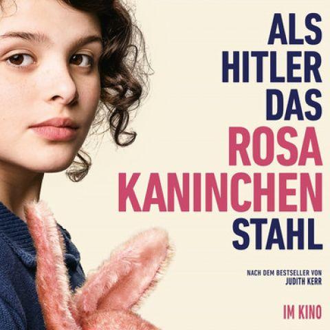 """""""Als Hitler das rosa Kaninchen stahl"""" (D 2019) - Einführung und Filmgespräch mit Klaus-Dieter Felsmann"""