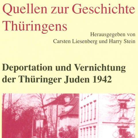 Deportation und Vernichtung der Thüringer Juden 1942 - Quellen 39