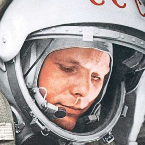 Gagarin - 12. April 1961