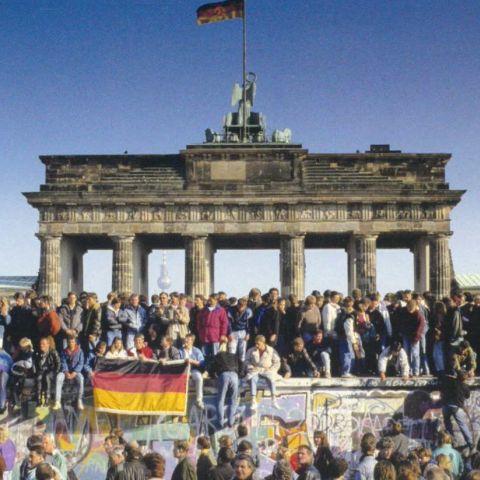 9.11.1989 - Der Fall der Mauer - Vom Ende einer unharmonischen Beziehung