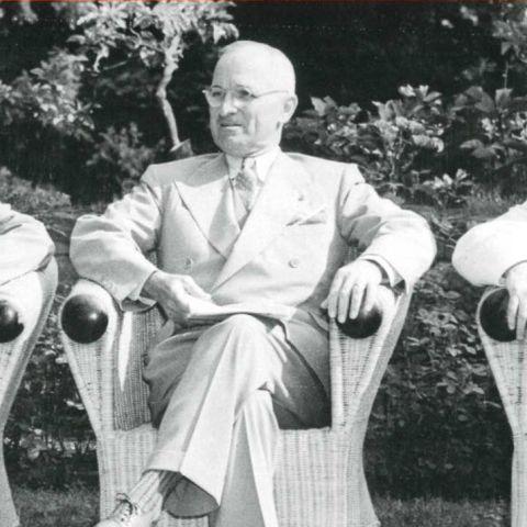 Die Konferenz von Potsdam - 17. Juli - 2. August 1945