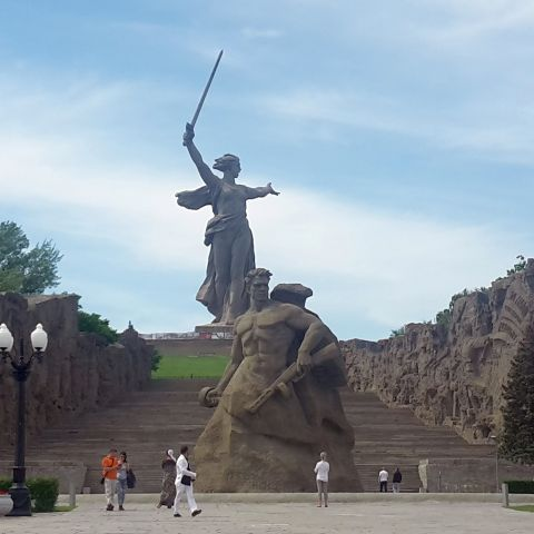 Die Schlacht von Stalingrad - 13. August 1942 - 2. Februar 1943