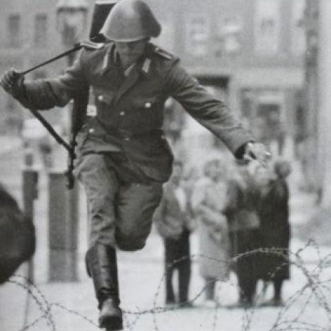 Sprung in die Freiheit 1961