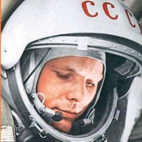 Gagarin 12. April 1961