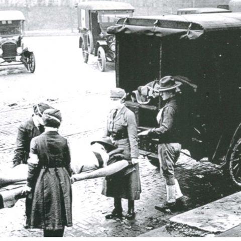 Die Spanische Grippe 1918/19