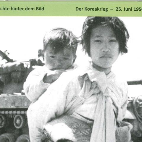 Der Koreakrieg - 25. Juni 1950 - 27. Juli 1953