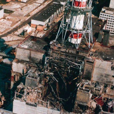 Tschernobyl, 26. April 1986