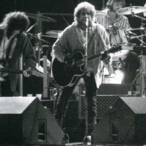 Bob Dylan - Ost-Berlin, 17. September 1987
