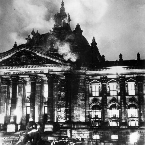 Reichstagsbrand 1933