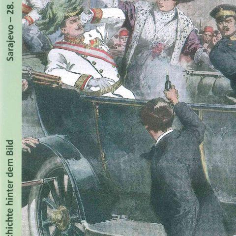 Sarajevo - 28. Juni 1914
