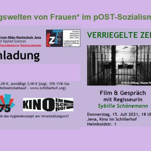 Film & Gespräch: Verriegelte Zeit (DDR/D 1990)