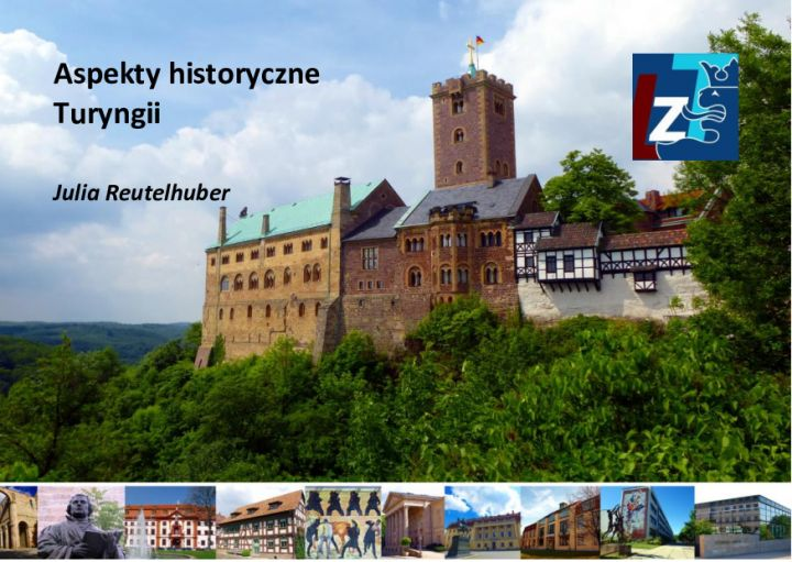 Polski - Aspekty historyczne Turyngii