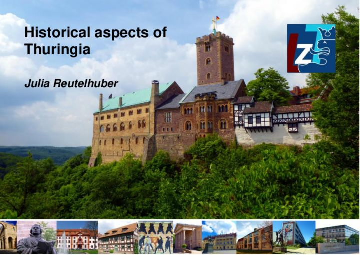 Historical aspects of Thuringia