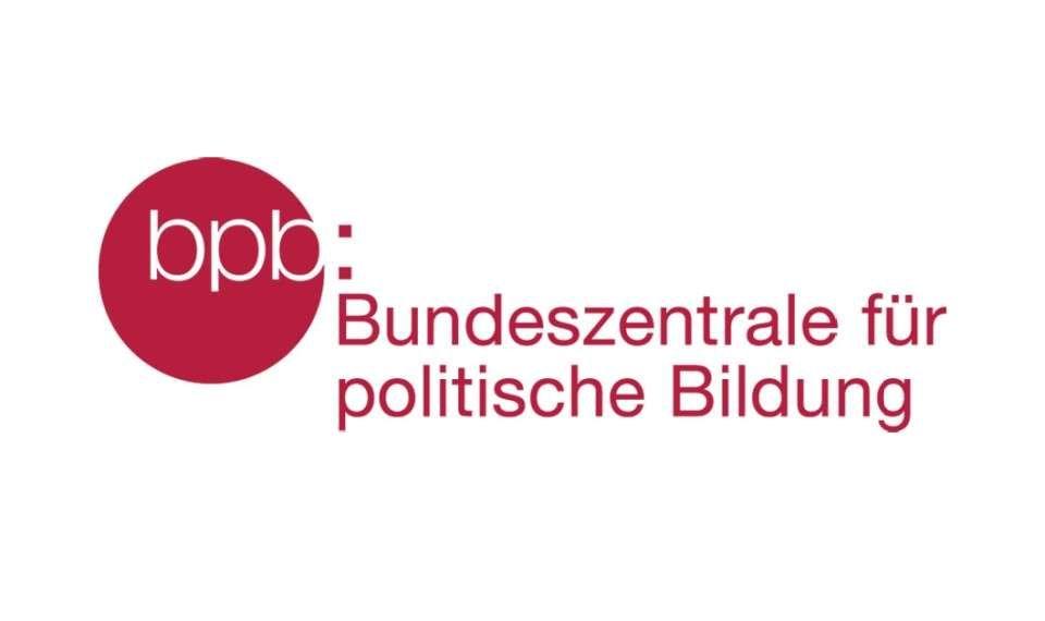 Logo Bundeszentrale für politische Bldung