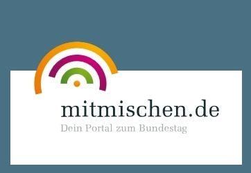 mitmischen.de - Das Jugendportal im Deutschen Bundestag